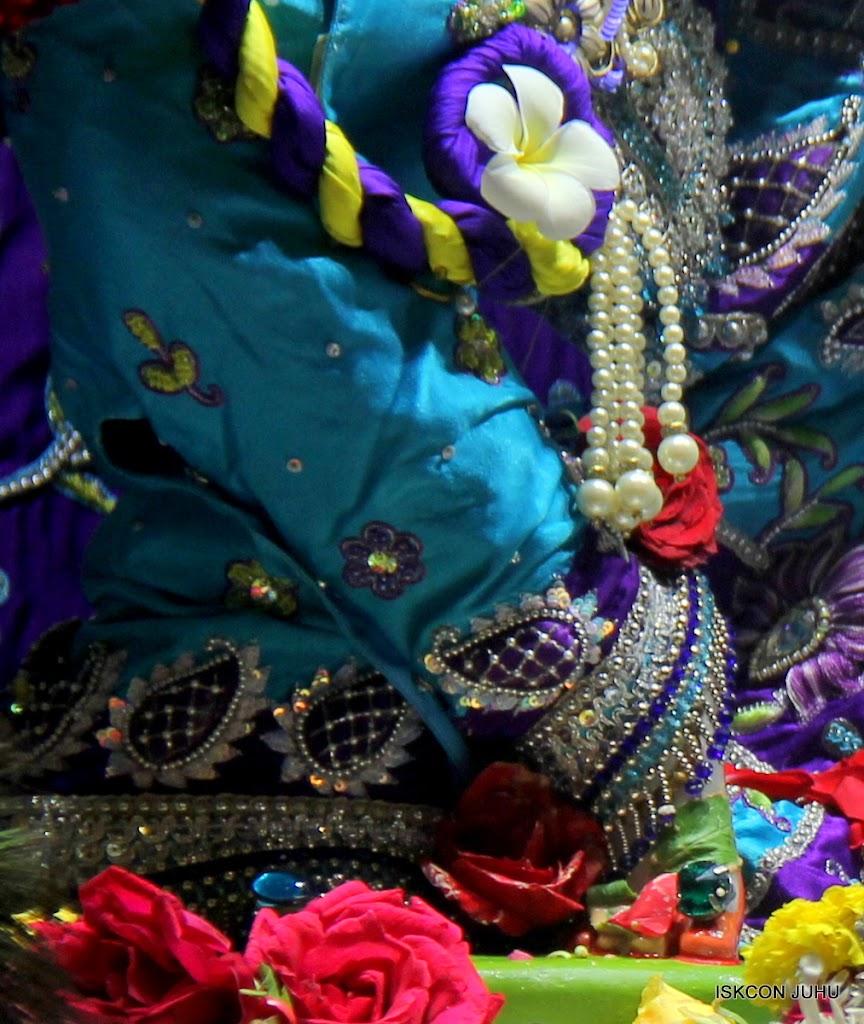 ISKCON Juhu Sringar Deity Darshan on 7th July 2016 (15)
