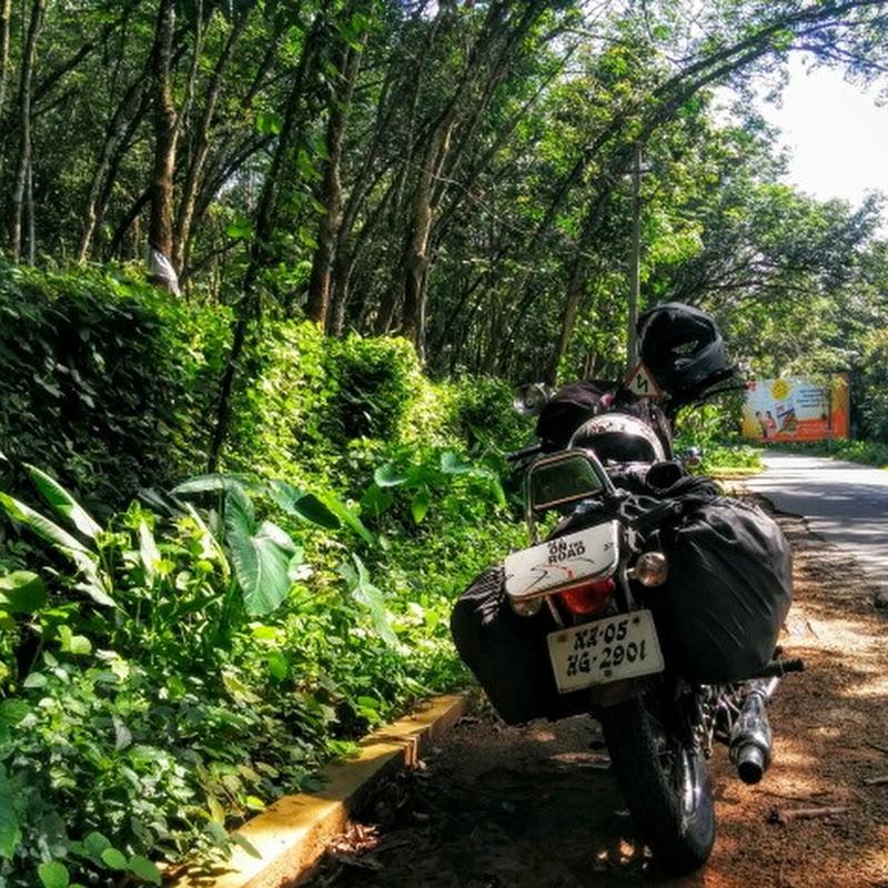 Monsoon Holidays In Kerala: Monsoon Motorcycle Ride Through Kerala And Karnataka: The