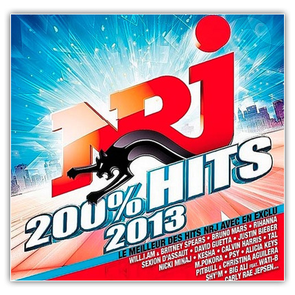 1 VA NRJ 200% Hits 2013 (2CD) (2013)