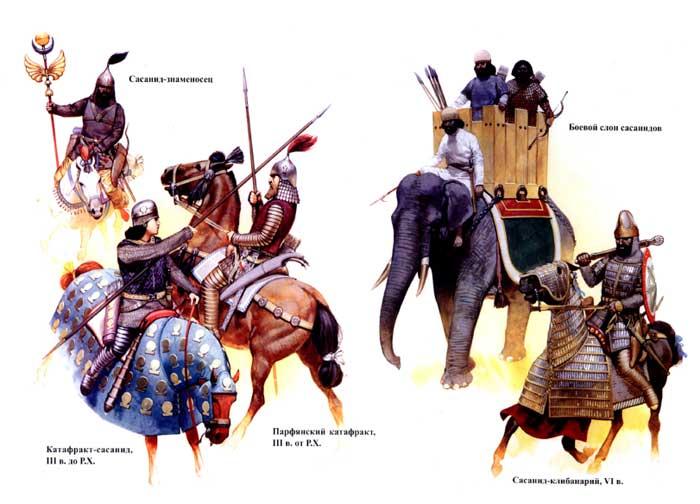 Империя Сасанидов 3