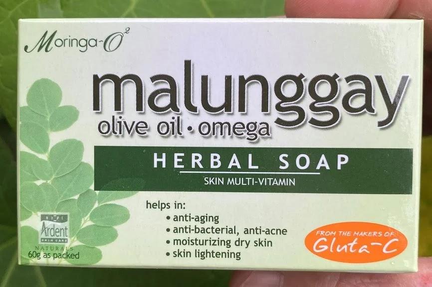 Moringa-O2 Herbal Soap