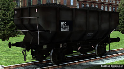 dia. 1/141 HTO 21T Coal Hoppers
