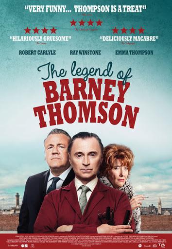 The Legend of Barney Thomson (2015) บาร์นี่ย์ ธอมป์สัน กับฆาตกรรมอลเวง