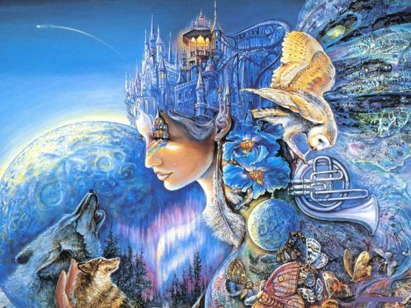 Mother Earth, Fairies 4