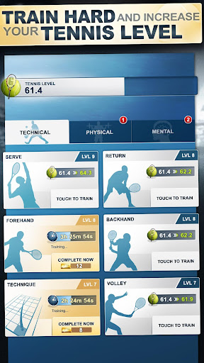TOP SEED Tennis: Sports Management & Strategy Game 2.34.7 screenshots 8