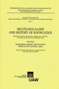 [Matteo De Chiara/Mauro Maggi/Giuliana Martini: Buddhism among the Iranian peoples of Central Asia, 2013]