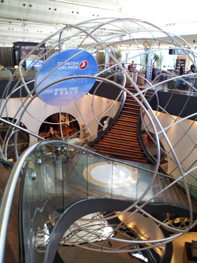 Istanbul's Business Class CIP Lounge - heavenly! From What's It Really Like to Fly Turkish Airlines Business Class?