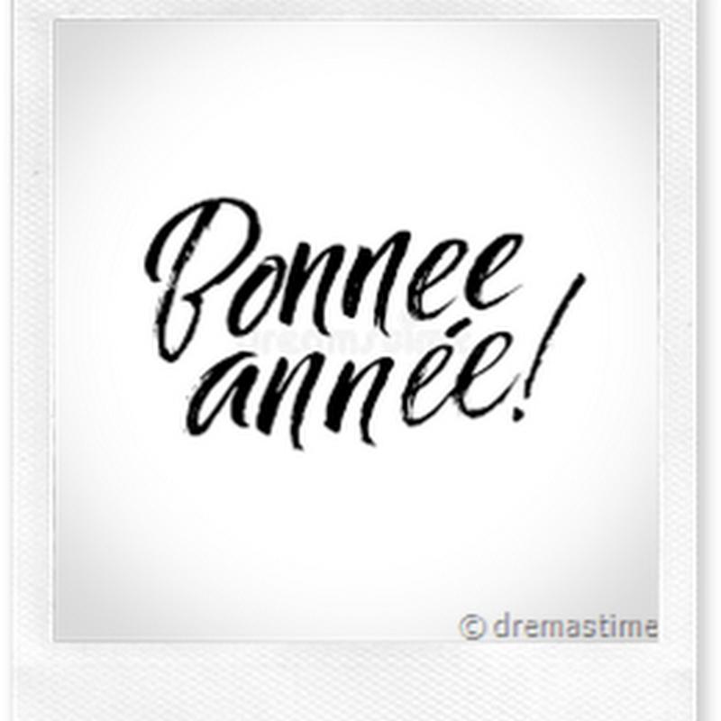 Selamat Tahun Baru dalam Bahasa Prancis