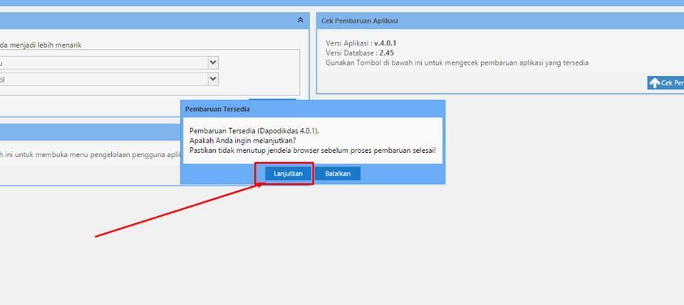 Download Aplikasi Dapodikdas 4.0.1 (2015)