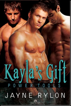 Kayla's Gift  (Powertools #3)