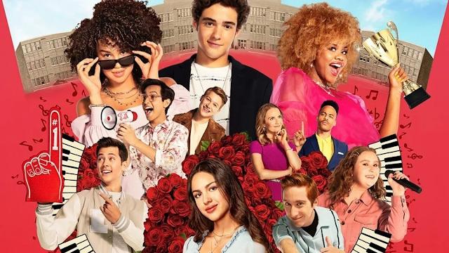 Llega la segunda temporada de High School Musical: El Musical: La Serie