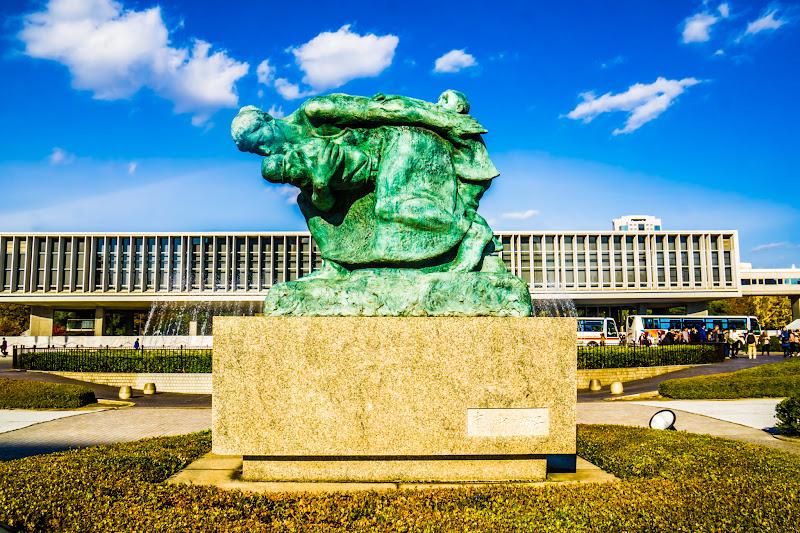 平和記念公園 広島平和記念資料館2