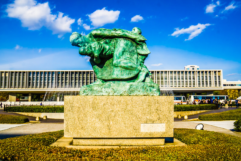 Hiroshima Peace Memorial Museum2