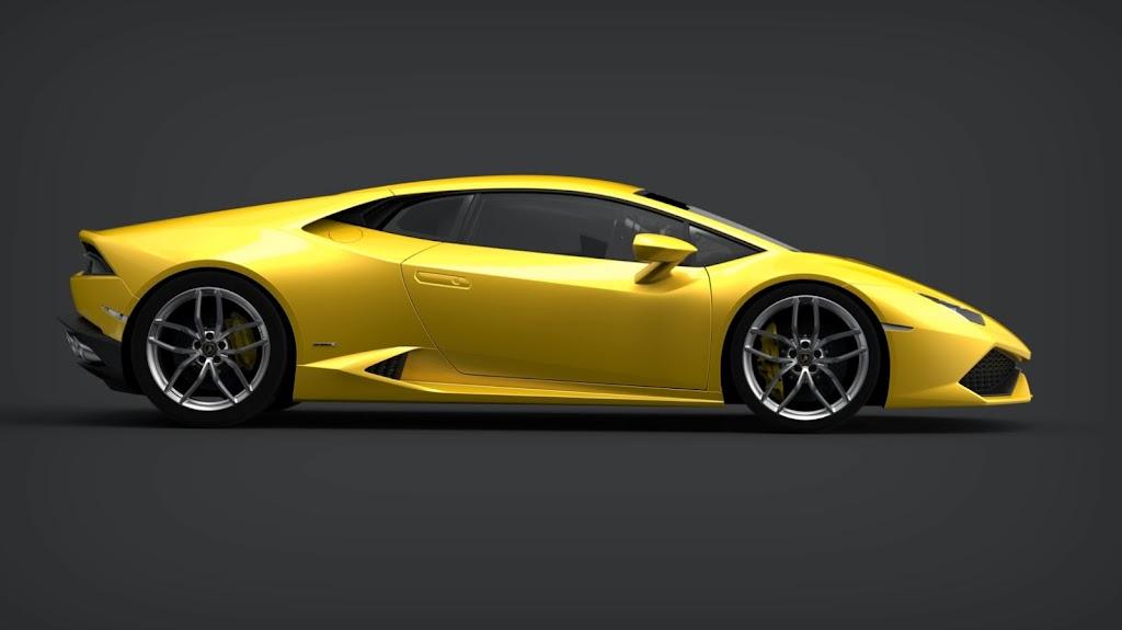 Lamborghini Huracan LP 610-4 10