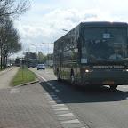 Vanhool van Brouwer's tours bus 155