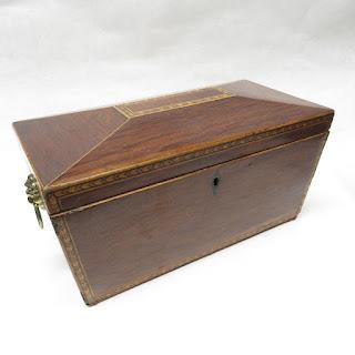 Hardwood Desk Box