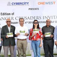 Kajal Agarwal at Cancer Crusaders Invitation Cup at Hyderabad Golf Club (2).JPG
