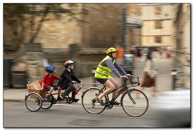 Может ли велосипед стать одним из основных транспортных средств в России