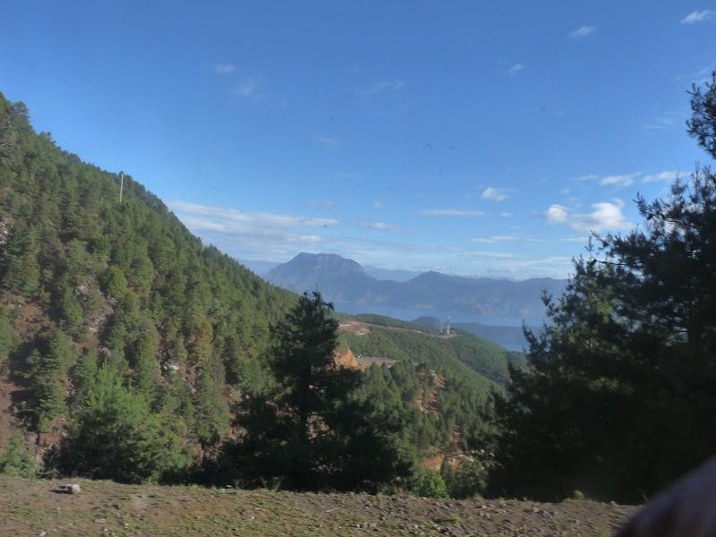 retour vers Lijiang