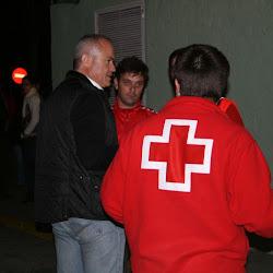 Evacuación de Barbaño (noche del martes)