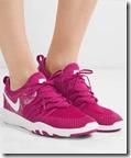 Nike Free Mesh Sneakers