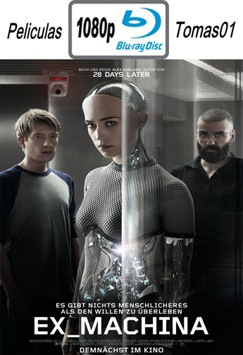 Ex Machina (2015) (BRRip) BDRip m1080p