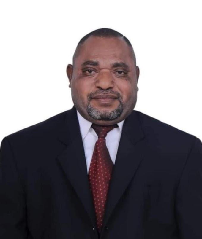 Natalius Pigai: Selamat Jalan Pak Jimi Ijie Anggota DPR-RI Dapil PB. Rest In Pease RIP