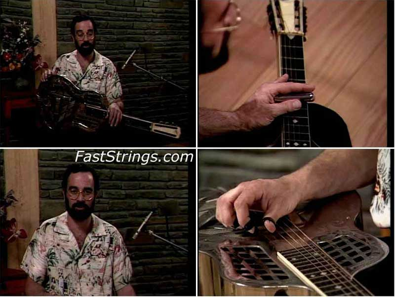 Bob Brozman - Traditional Hawaiian Steel Guitar