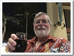 At Tapa Bar-Honolulu