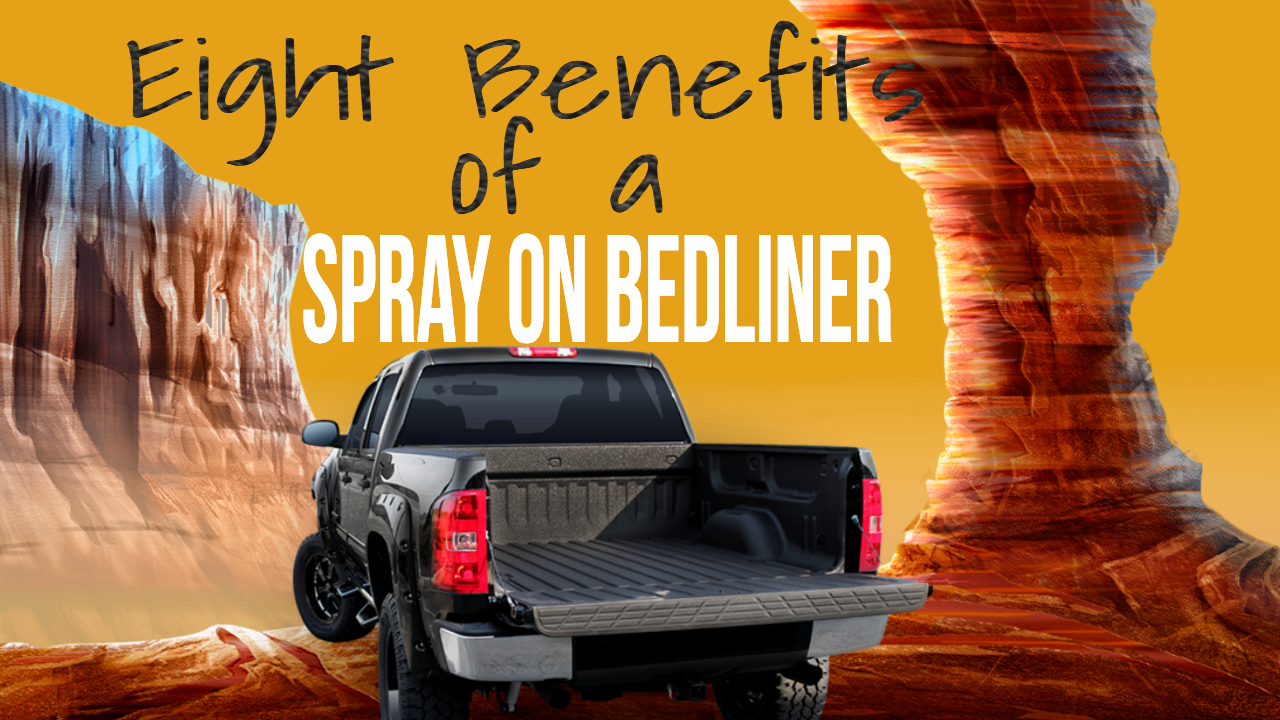 Advantages Of Using Bedliners On Your Pickup Trucks