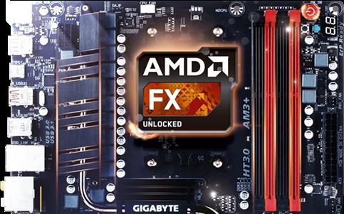 970-Gaming y 990FX-Gaming para AMD FX