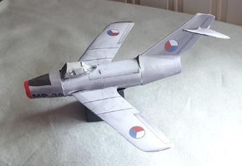 1949 Mikoyan-Gourevitch MIG-15