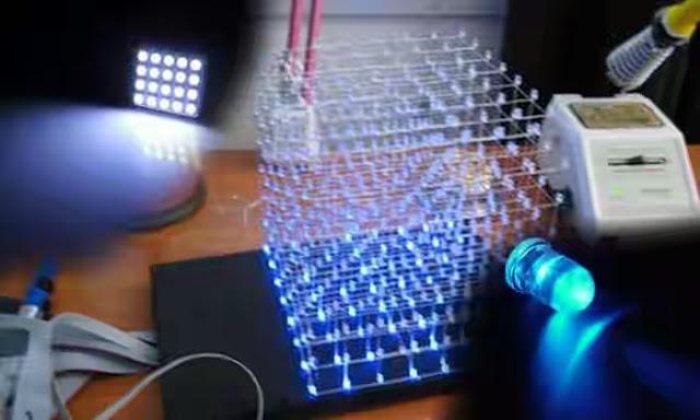 Bahaya Lampu LED Buat Kesehatan