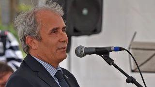 Dr. Neszményi Zsolt kormánymegbízott Bárdudvarnokon