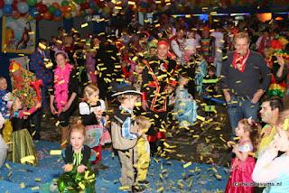 Carnaval 2016 - Zaterdagmiddag