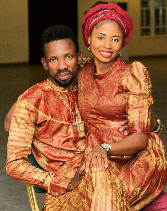 #MAM2018:-Stunning photos of a Newly about to Wedd(Mike Aishat Moses)...