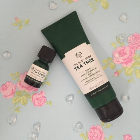 The Body Shop : Tea Tree