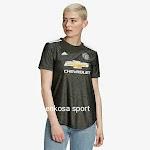 Jual Jersey Wanita Manchester United Away 2020-2021