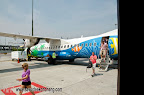 Passengers arriving in Bangkok from Trat