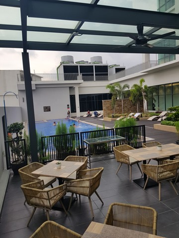 Hilton Garden Inn Puchong Room Swimming Pool
