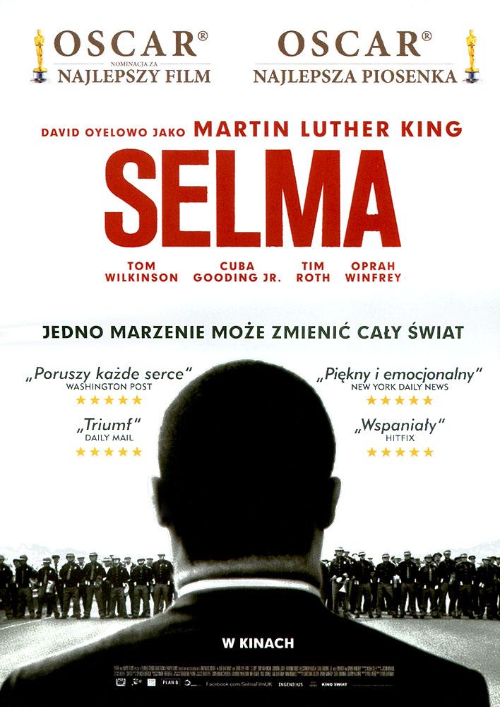 Ulotka filmu 'Selma (przód)'