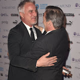 OIC - ENTSIMAGES.COM - David Ginola and Gary Mabbutt at the  London Football Legends Dinner & Awards in London 3rd March 2016 Photo Mobis Photos/OIC 0203 174 1069