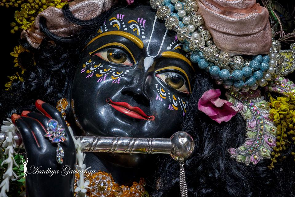 ISKCON Mayapur  Deity Darshan 22 July 2016 (13)