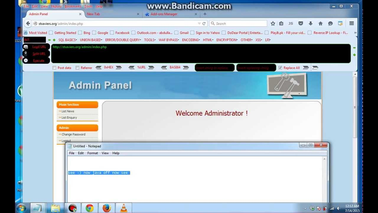 How to Bypass The Site Admin Panel Using NoRedirection