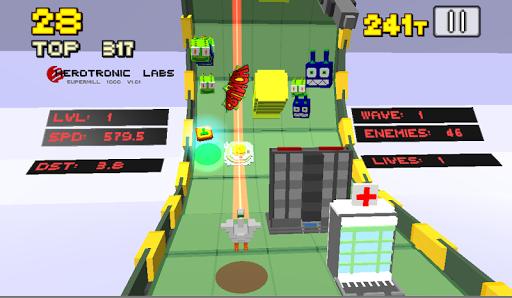 SuperHeroes Treadmill