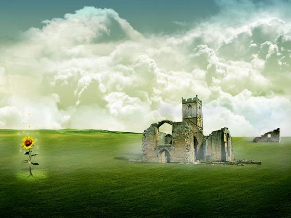Nightmare Of Lands 37, Magical Landscapes 3