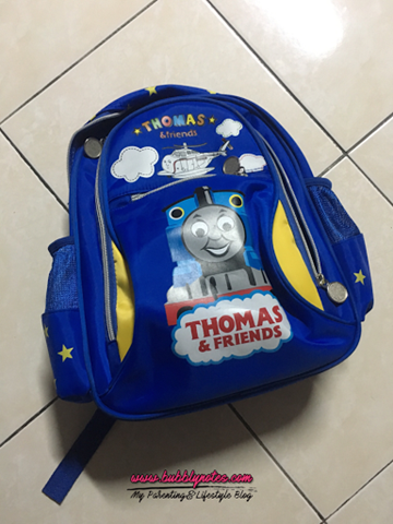 Thomas and Friends Berpisah Tiada!  7
