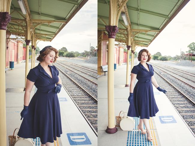 """Mariana"" Dress by Miss Candyfloss Review 