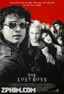Những Đứa Con Lạc Loài - The Lost Boys (1987) Poster