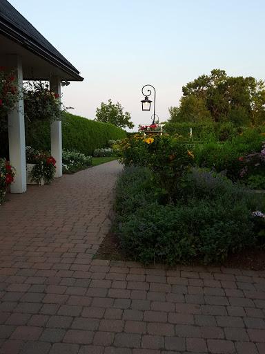 Follow the path! More than A Garden: Curious Llamas, Tiny Houses, and Teapot Trees at Kingsbrae Garden